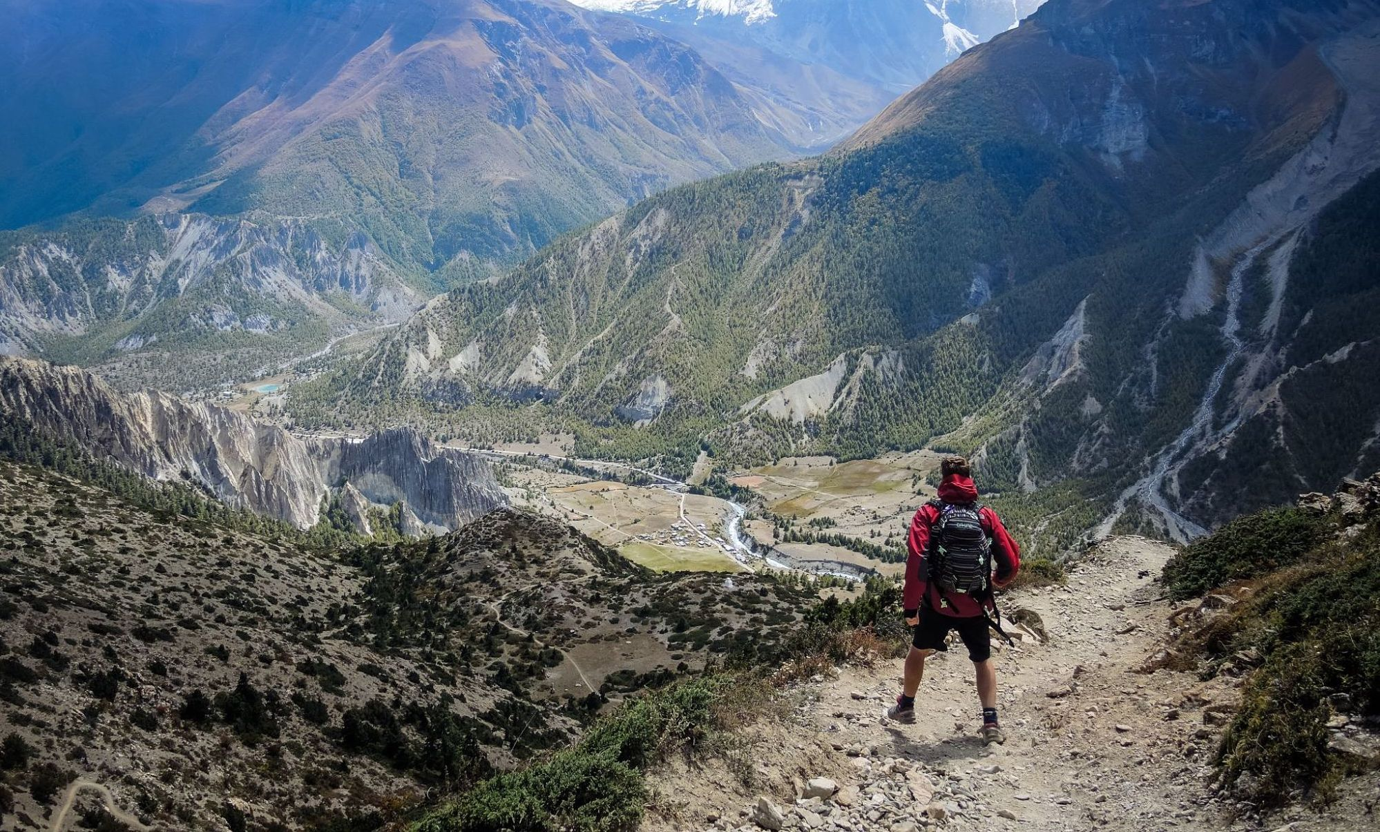 Trekking in Nepal - By Mountain People