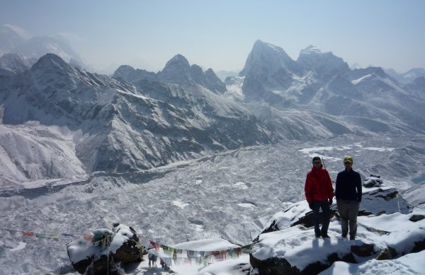 Everest Circuit Trek by Matthew Lieber
