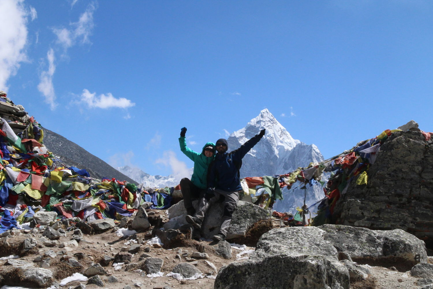Everest Basecamp Trek via Gokyo